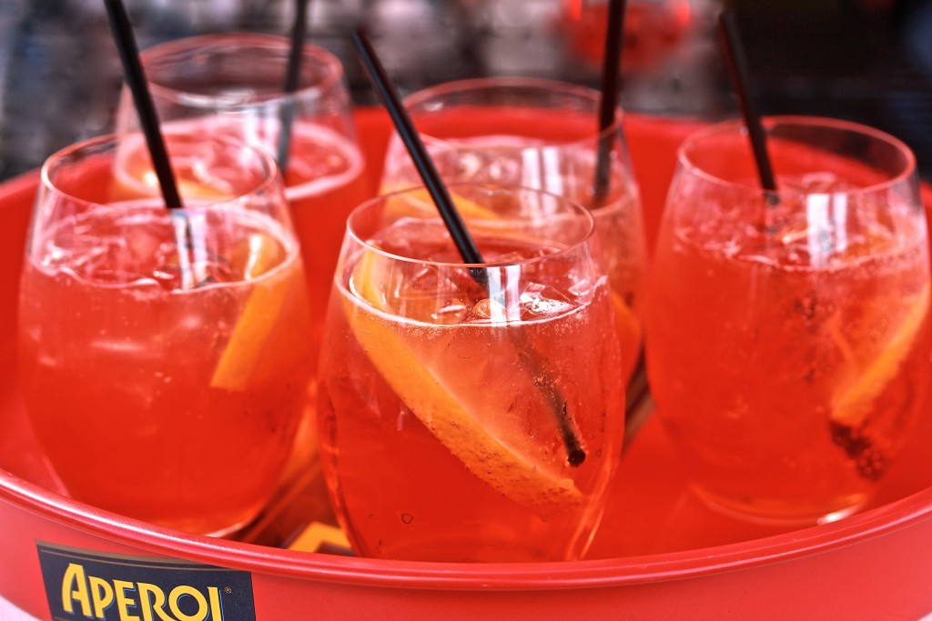 Aperol Spritz Cocktails | Aperol Popup Bar | Melbourne Cocktails