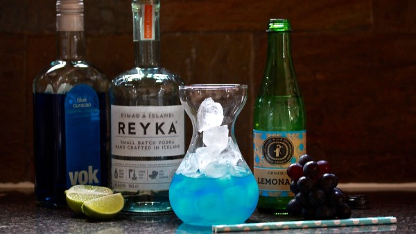 Blue Lagoon Cocktail | Recipe | Melbourne Cocktails