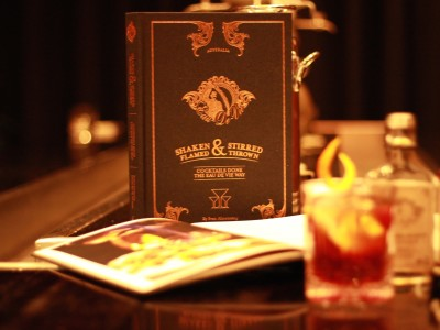 Cocktail Book | Eau de Vie | Melbourne Cocktails
