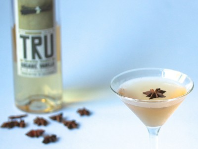 TRU Vanilla Martini | Recipes | Melbourne Cocktails