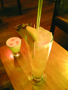 Singapore Sling | Seamstress | Melbourne Cocktails