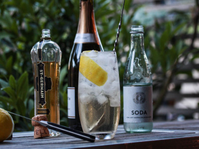 St Germain Cocktail | Recipe | Melbourne Cocktails