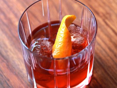 Boulevardier Cocktail | Melbourne Cocktails