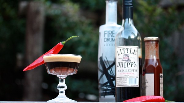 Chilli Chocolate Espresso Martini | Cocktail Recipe | Melbourne Cocktails
