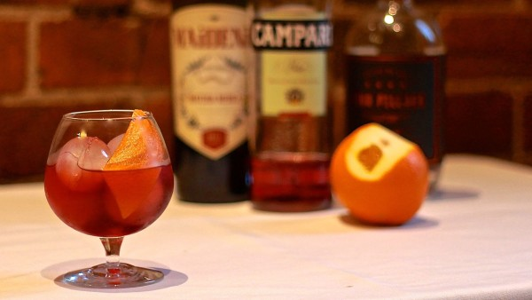 Classic Negroni | Recipes| Melbourne Cocktails