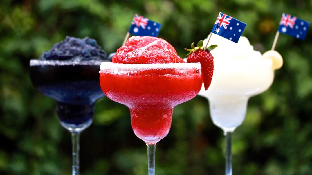 Frozen Daiquiris | Australia Day Cocktail Recipe | Melbourne Cocktails