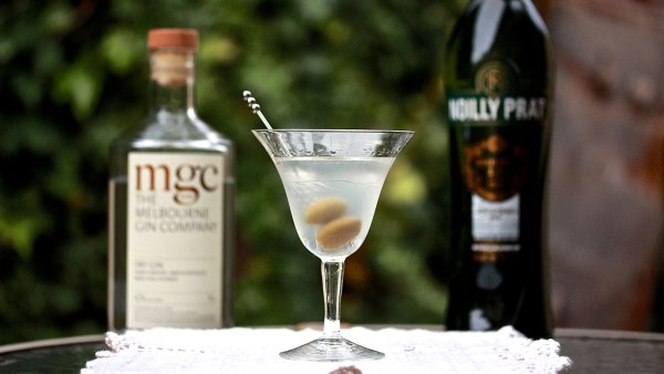 Classic Dry Martini | Melbourne Gin Company | Recipes | Melbourne Cocktails