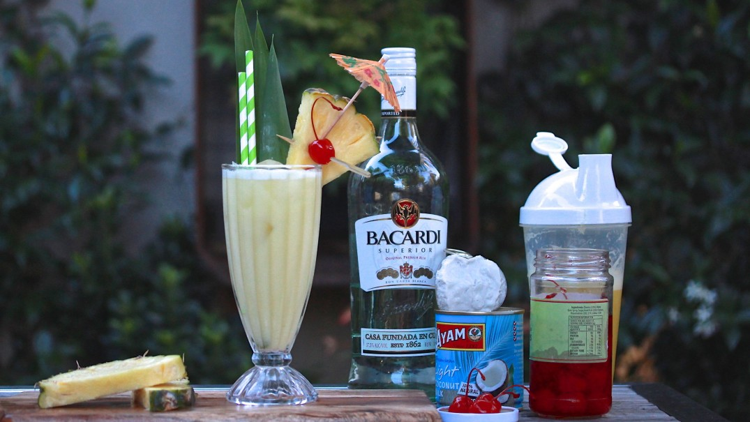 Pina Colada | Recipes | Melbourne Cocktails