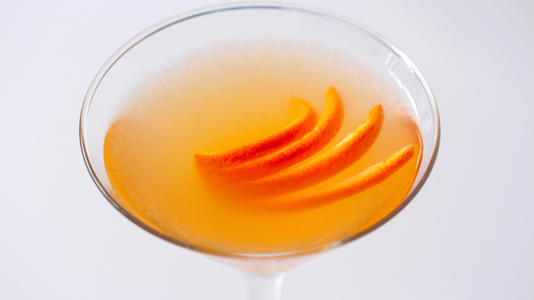 The Orange Peacock | Recipes | Melbourne Cocktails